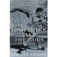 Something Like the Gods A Cultural History of the Athlete from Achilles to LeBron by Amidon, Stephen, 9781609611231