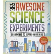 365 Awesome Science Experiments by Longfield, Estelle; Singleton, Glen, 9781743631232