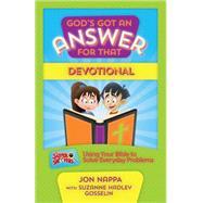 God's Got an Answer for That Devotional by Nappa, Jon; Gosselin, Suzanne Hadley, 9780736961233