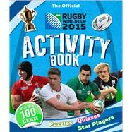 The Official IRB Rugby World Cup 2015 Activity Book by Percy, Tasha, 9781783121236