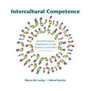 Intercultural Competence by Lustig, Myron W.; Koester, Jolene, 9780205211241