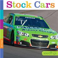 Stock Cars by Riggs, Kate, 9781628321241