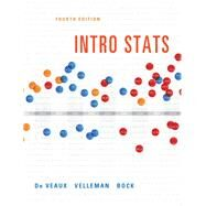 Intro Stats Plus NEW MyStatLab with Pearson eText -- Access Card Package by De Veaux, Richard D.; Velleman, Paul F.; Bock, David E., 9780321891242