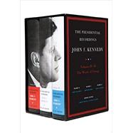 John F. Kennedy by Coleman, David; Naftali, Timothy; Zelikow, Philip, 9780393081244