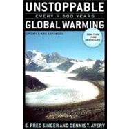 Unstoppable Global Warming by Singer, S. Fred, 9780742551244