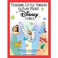 Teaching Little Fingers to Play More Disney Tunes by Austin, Glenda, 9781423431244