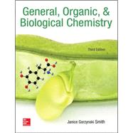 General, Organic, & Biological Chemistry by Smith, Janice, 9780073511245