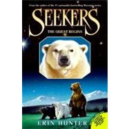 Seekers : The\Quest Begins by Hunter, Erin, 9780060871246