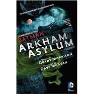 Batman Arkham Asylum 25th Anniversary by MORRISON, GRANTMCKEAN, DAVE, 9781401251246