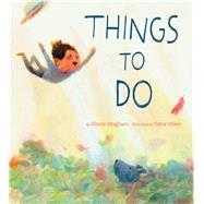 Things to Do by Magliaro, Elaine; Chien, Catia, 9781452111247