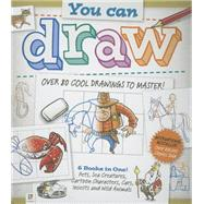 You Can Draw by Hinkler, 9781743631249