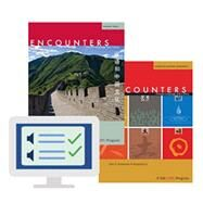 Encounters Student Book 1 Print + Digital Bundle