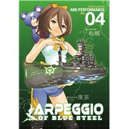 Arpeggio of Blue Steel Vol. 4 by Ark Performance, 9781626921252