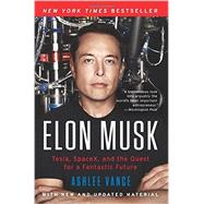 Elon Musk by Vance, Ashlee, 9780062301253
