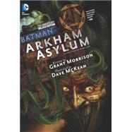 Batman Arkham Asylum by Morrison, Grant; McKean, Dave, 9781401251253