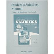 Student's Solutions Manual for Elementary Statistics Picturing the World by Larson, Ron; Farber, Betsy, 9780321911254