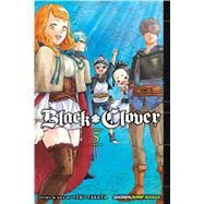 Black Clover 5 by Tabata, Yuki, 9781421591254