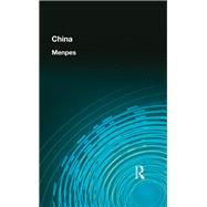 China by Menpes, 9781138991255