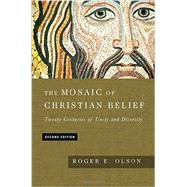 The Mosaic of Christian Belief by Olson, Roger E., 9780830851256