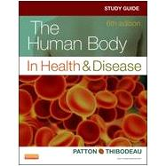 The Human Body in Health & Disease by Swisher, Linda, RN, 9780323101257
