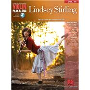 Lindsey Stirling : Violin Play-Along Volume 35 by Stirling, Lindsey (CRT), 9781476871257