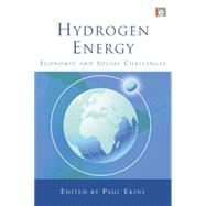 Hydrogen Energy: Economic and Social Challenges by Ekins,Paul, 9781138881259
