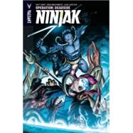 Ninjak 3 by Kindt, Matt; Braithwaite, Doug; Ryp, Juan Jose (CON), 9781682151259