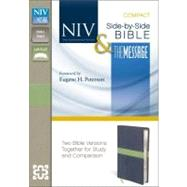 NIV & the Message Side by Side Bible by Zondervan Publishing House; Peterson, Eugene H., 9780310411260