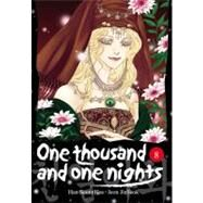 One Thousand and One Nights, Vol. 8 by Han, SeungHee; Jeon, JinSeok, 9780759531260