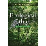 Ecological Ethics by Curry, Patrick, 9780745651262