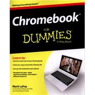 Chromebook for Dummies by Lafay, Mark, 9781118951262
