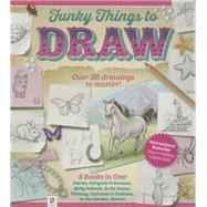 Funky Things to Draw by Hinkler, 9781743631263