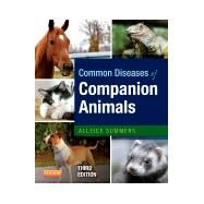 Common Diseases of Companion Animals by Summers, Alleice, 9780323101264