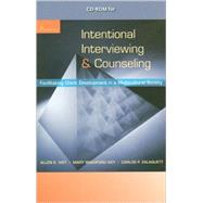 Interactive Resource CD for Ivey/Ivey/Zalaquett's Intentional Interviewing and Counseling: Facilitating Client Development in a Multicultural Society, 7th by Ivey, Allen E.; Ivey, Mary Bradford; Zalaquett, Carlos P., 9780495601265