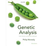 Genetic Analysis Genes, Genomes, and Networks in Eukaryotes by Meneely, Philip, 9780199681266