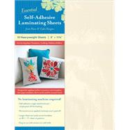 Essential Self-adhesive Laminating Sheets by C&t Publishing, 9781617451270