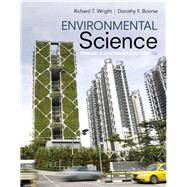 Environmental Science: Toward A Sustainable Future, 13/e by BOORSE & WRIGHT, 9780134011271