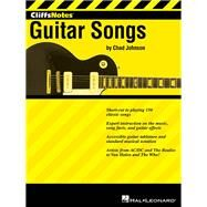 click for Full Info on this Cliffsnotes to Guitar Songs