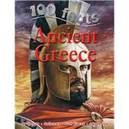 100 Facts - Ancient Greece by MacDonald, Fiona, 9781848101272