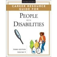 Ferguson Career Resource Guide for People With Disabilities by J. G. Ferguson Publishing Company, 9780816061273