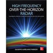 High Frequency Over The Horizon Radar by Fabrizio, 9780071621274