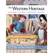 Western Heritage Since 1300, The,  Plus NEW MyHistoryLab with eText -- Access Card Package by Kagan, Donald M.; Ozment, Steven; Turner, Frank M.; Frank, Alison, 9780133841275