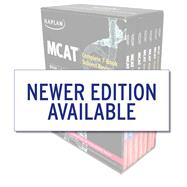 Kaplan MCAT Complete 7-Book Subject Review by Macnow, Alexander Stone, M.D., 9781625231277