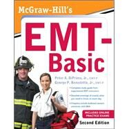 McGraw-Hill's EMT-Basic, Second Edition by DiPrima, Jr., Peter A.; Benedetto, Jr., George, 9780071751278