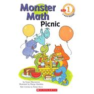 Scholastic Reader Level 1: Monster Math Picnic by Maccarone, Grace, 9780590371278