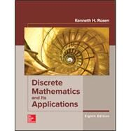 Loose Leaf for Discrete Mathematics and Its Applications by Rosen, Kenneth, 9781259731280