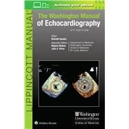 The Washington Manual of Echocardiography by Quader, Nishath; Makan, Majesh; Perez, Julio, 9781496321282