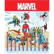 Marvel Famous Firsts by Lee, Stan; Kirby, Jack; Ditko, Steve; Heck, Don; Sinnott, Joe, 9780785191285