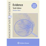 Examples & Explanations for Evidence by Best, Arthur, 9781454881285