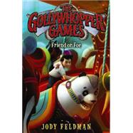 Friend or Foe by Feldman, Jody; Jamieson, Victoria, 9780062211286